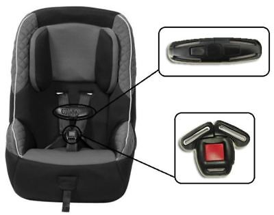 Eddie Bauer XRS 65 Car Seat Baby Harness Chest Clip Buckle Set Vehicle Safety