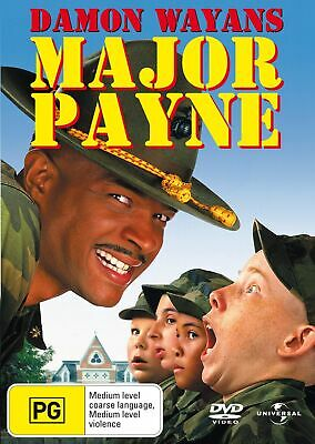 Major Payne DVD Region 4 NEW