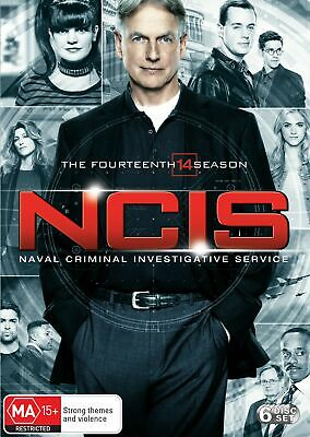 NCIS The Fourteenth Season 14 DVD Region 4 NEW