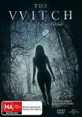 The Witch DVD Region 4 NEW