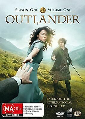 Outlander Season 1 Volume One DVD Region 4 NEW
