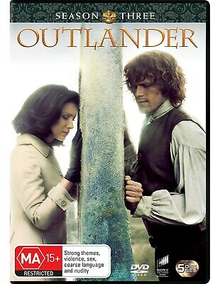 Outlander Season Three Box Set DVD Region 4 NEW