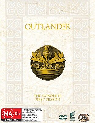 Outlander Complete Season 1 DVD Region 4 NEW