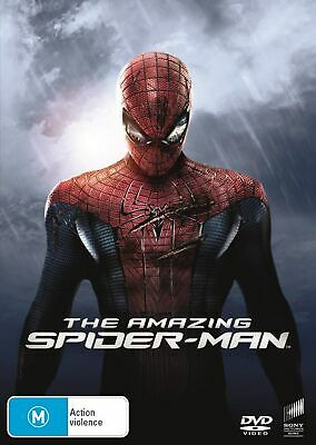 The Amazing Spider Man DVD Region 4 NEW