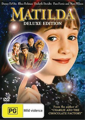 Matilda DVD Region 4 NEW