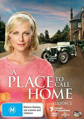 A Place to Call Home Series 2 DVD Region 4 NEW