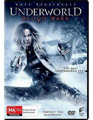 Underworld Blood Wars with UltraViolet Copy DVD Region 4 NEW