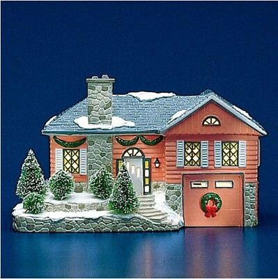 "Dept 56 Snow Village ""Morningside House"" #51527 With Original Box - Retired 1992"