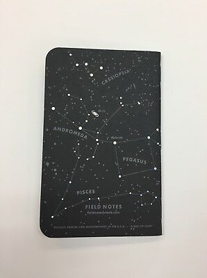 Field Notes Night Sky Book 3: Late Summer Notebook