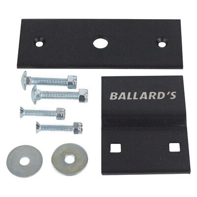"Ballards NEW Bike Motorcycle 5.5"" Wide Road/ Adventure Wheel Chock Mount Kit"