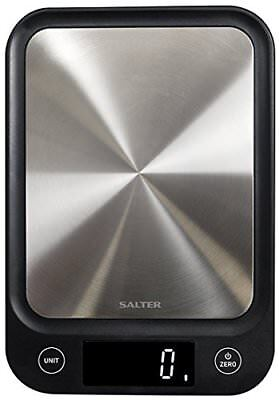 Salter Digital Kitchen Scales, Electronic Food Scale, Ultra Slim Design, Accurat