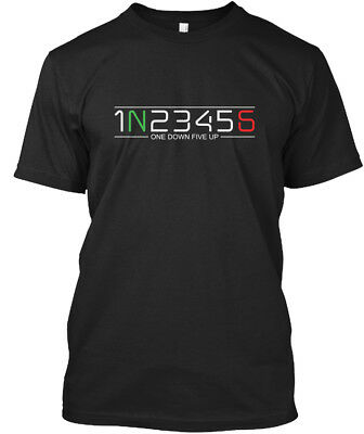 Motorsport Lovers - 1n23456 One Down Five Up Standard Unisex T-shirt