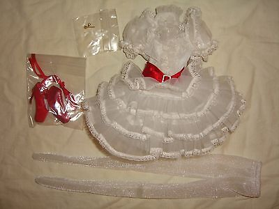 Fiddle Dee Dee Tonner Ballet Doll Outfit Pieces GWTW 250 Made Scarlett O'Hara