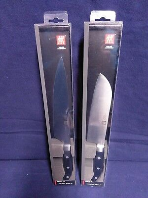 Zwilling J.A. Henckels Cooking Knives 2 Pieces Twin Pro BRAND NEW