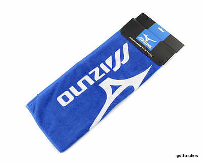 Golf Towel - Mizuno Tour Towel - Staff Navy And White