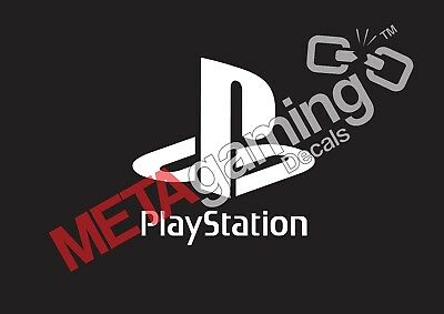 Playstation logo for PC PS or Car Decal Sticker