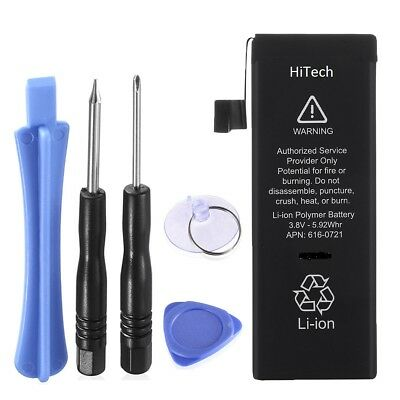 High Power Capacity Replacement Battery for iPhone 5, 5C, 5s+ Screw Tools lot
