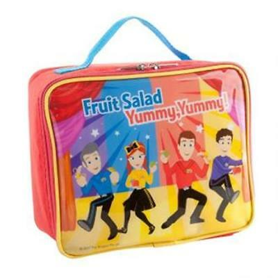 NEW The Wiggles Insulated Lunch Bag Box