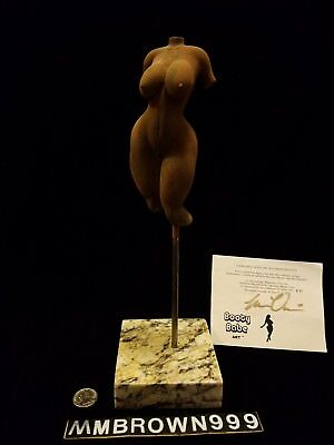 Booty Babe Fertile Red Earth Statue Spencer Davis Limited Edition Art Sculpture