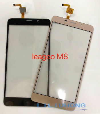 For Leagoo M8/M8 pro Touch Screen Glass Lens Digitizer Replacement