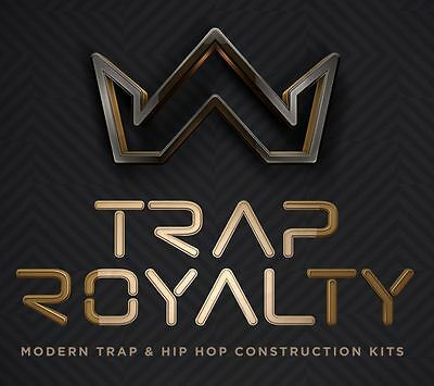 Trap Royalty HIP HOP SAMPLES KONTAKT, AIFF, MIDI