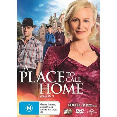 A Place to Call Home Series 3 DVD Region 4 NEW