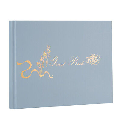 NEW Book  Blue Wedding/General  Guest Book