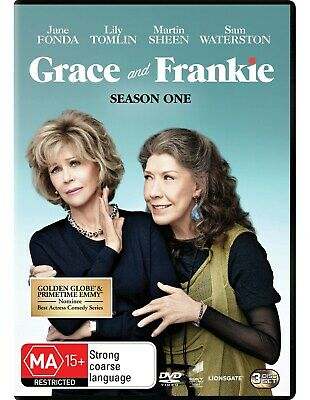 Grace and Frankie Season 1 DVD Region 4 NEW