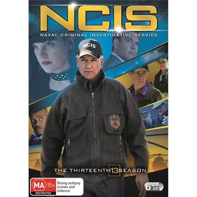NCIS The Thirteenth Season 13 DVD Region 4 NEW