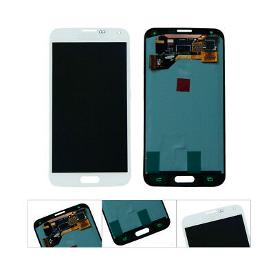LCD Display Touch Screen Digitizer For Samsung Galaxy S5 i9600 G900 G900A G900F