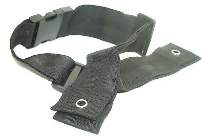Wheelchair Seat Belt - Lap Leg Strap For Wheelchair Or Mobility Scooter -Style