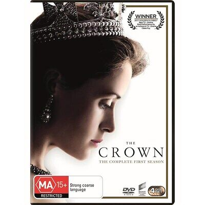 The Crown Season 1 DVD Region 4 NEW