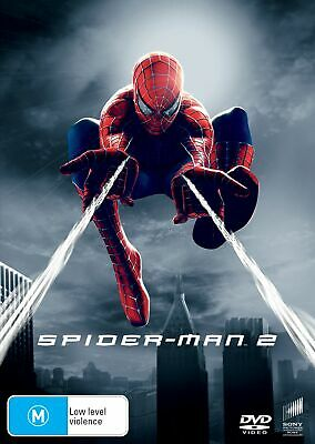 Spider Man 2 DVD Region 4 NEW