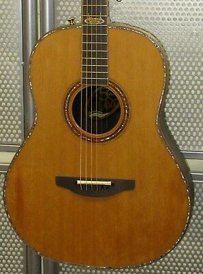 Ovation USA 50th anniversary FD 14 Folklore Limited Edition 9 of 50