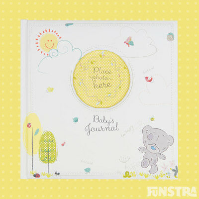 Baby Journal Book Memory Record Keepsake Baby Diary Newborn Gifts Boys Girls New