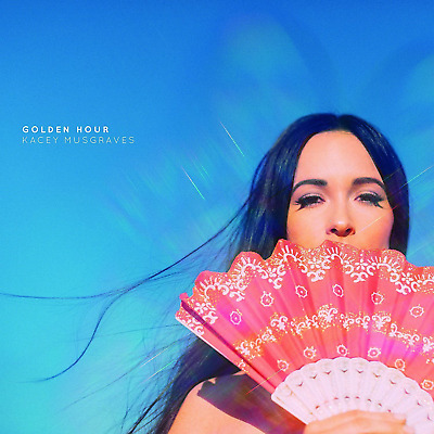 Kacey Musgraves - Golden Hour CD (Std) Presale March 30th 2018