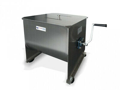 Filling Meat Mixer 60 Liters - S/S Also Electrical Use! New