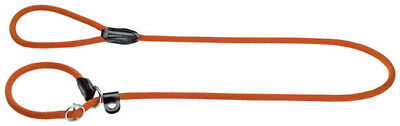 Hunter Retriever-Leine Freestyle 10/170 mit Stoppring, Tau Terracotta