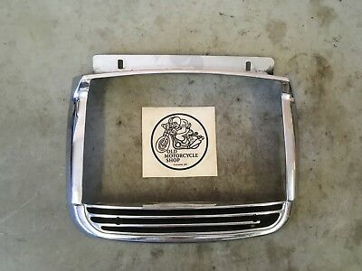 1985 Honda Gl 1200 Interstate License Plate Surround Trim