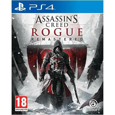 Ubisoft PS4 ASSASSIN S CREED ROGUE HD 300097606