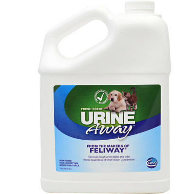Urine-Away Permanent Resolution of Pet Urine Odor and Stains Gallon