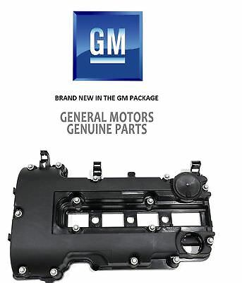 OEM 2011-2016 Cruze Sonic Trax Encore Buick GM 1.4L Valve Cover w/Seal 25198874