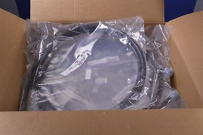 4 Huawei RF Cables 3 Meter 7/16 DIN to 4.1/9.5 DIN Superflexible Jumper 1/2 Inch