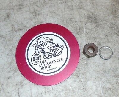 1972 Yamaha Dt2 Mx / Dt1 F 250 Flywheel Nut