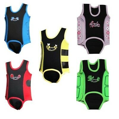 TWF Baby Wetsuit / Neoprene Wrap creature features