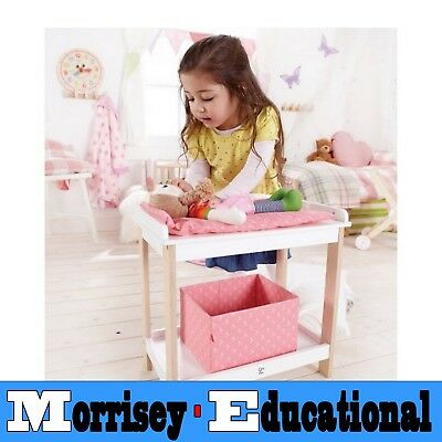 Hape Baby Changing Table - MORRISEY EDUCATIONAL
