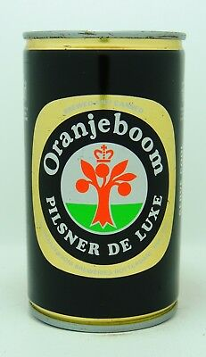 Oranjeboom  33 cl crimped steel beer can from Netherlands #2