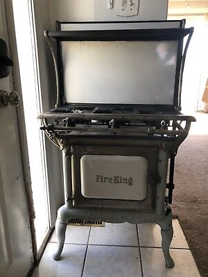 Fire King Antique Gas Stove