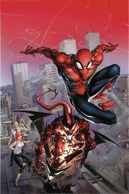 AMAZING SPIDER-MAN 798 VIRGIN CRAIN CONNECTING VARIANT 1st RED GOBLIN 1000 HOT!