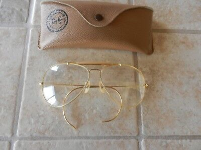 Vintage Ray Ban Ray Ban B & L Eyeglasses Amazing Condition